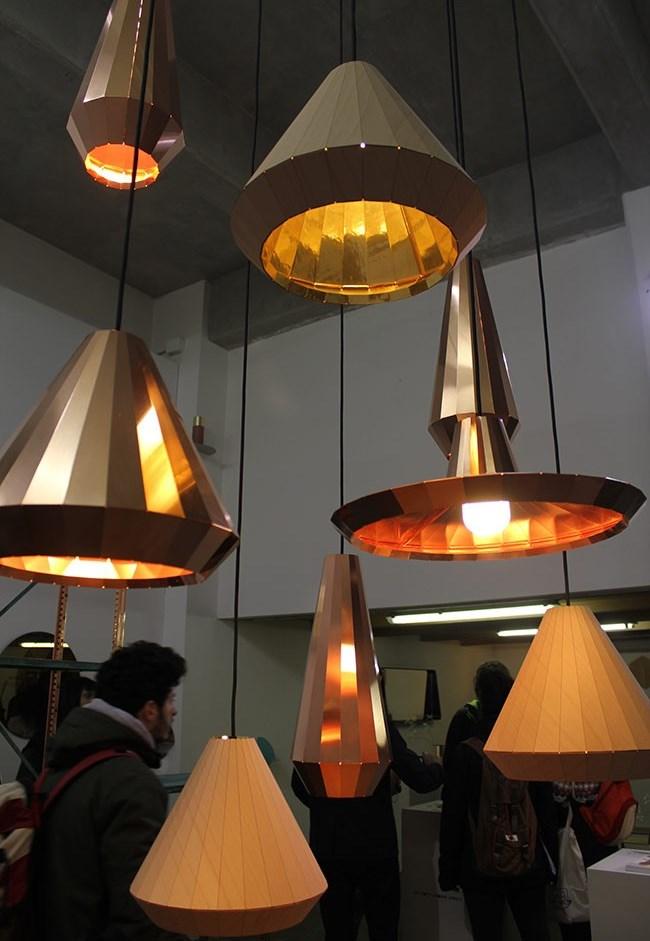 Kobberlamper