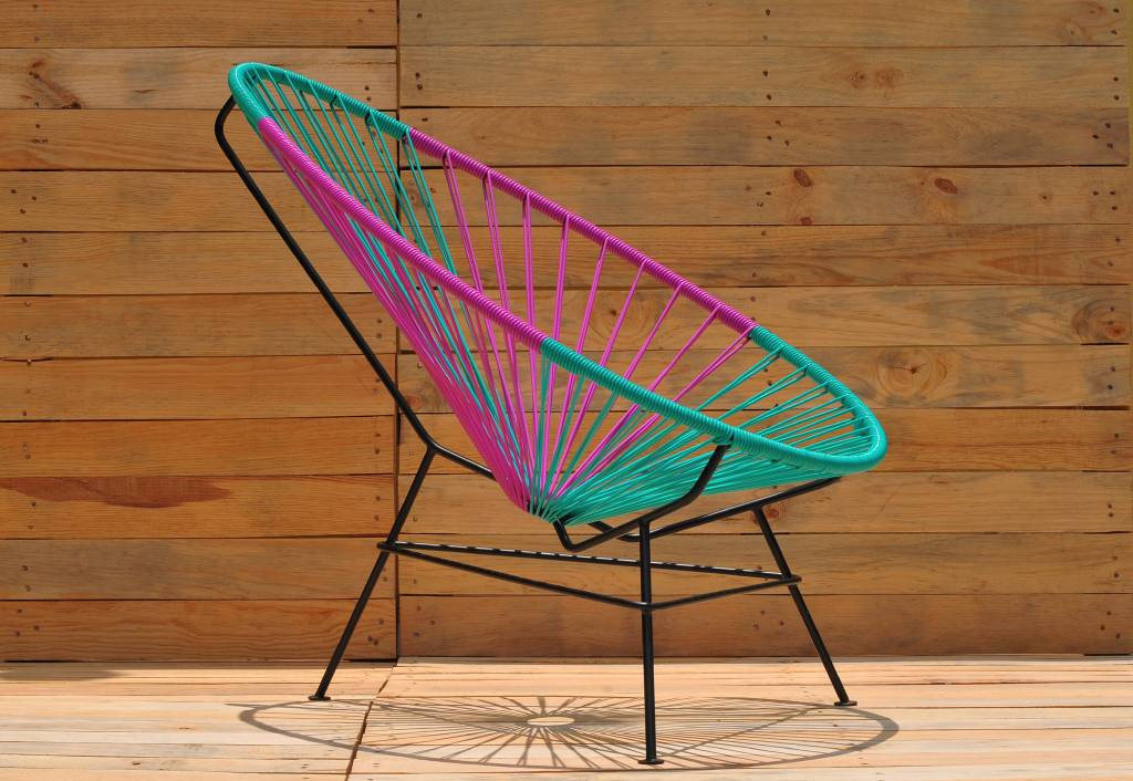 acapulco-chair-turquoise-mexican-pink