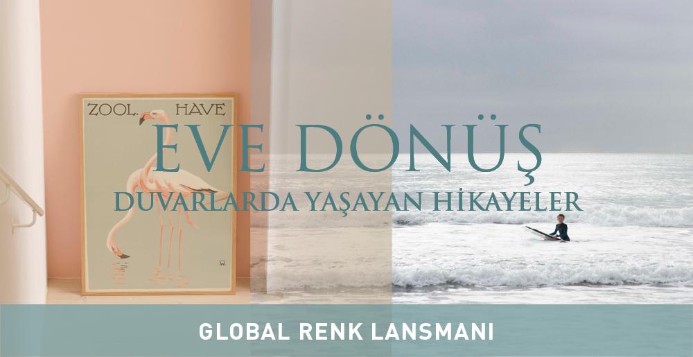 2017 Global Renk Lansmanı Başlıyor!