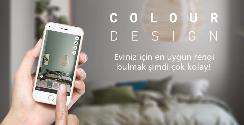 Jotun ColourDesign: Eviniz için En Güzel Renk Parmağınızın Ucunda!